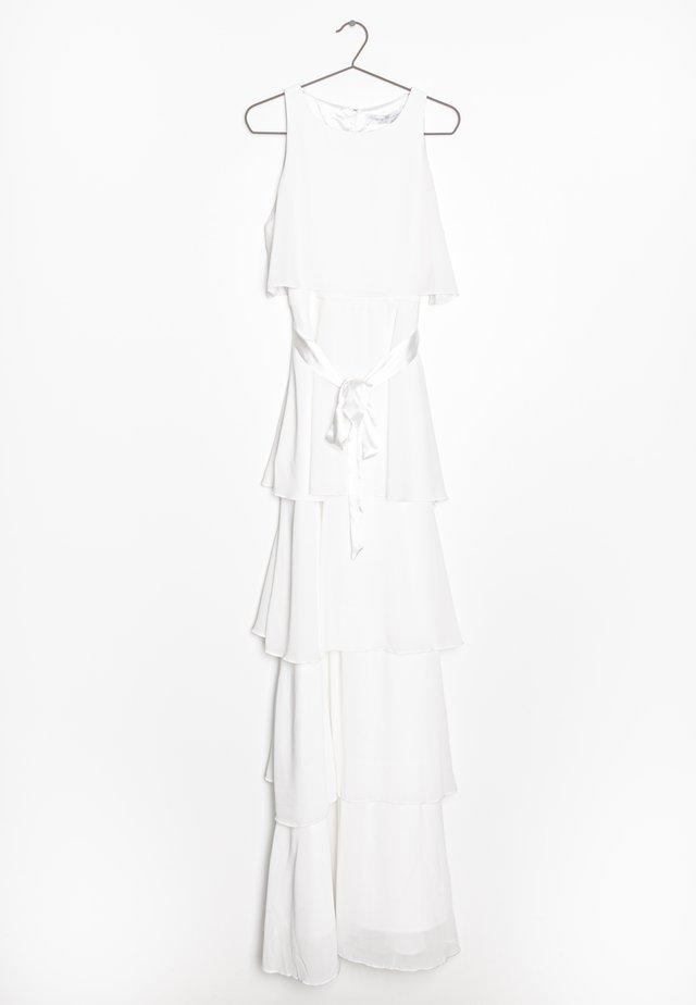 Maxi-jurk - white