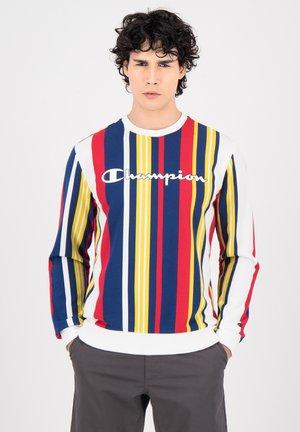Sweatshirt - white allover