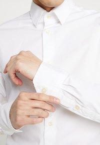G-Star - CORE SUPER SLIM - Skjorta - white - 4