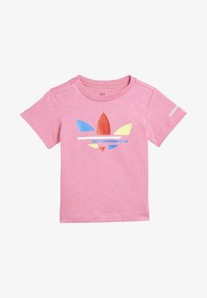 ADICOLOR  - T-shirt print - pink