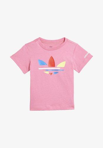 ADICOLOR  - Print T-shirt - pink