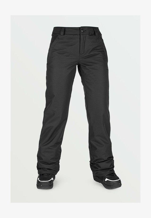 FROCHICKIE INS PANT - Pantaloni da neve - black