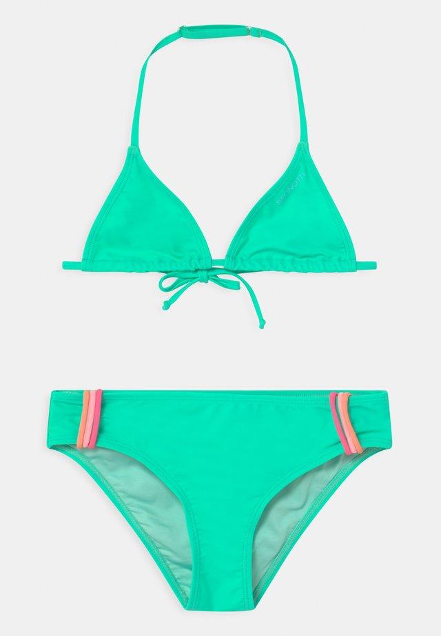 LAUDI SET - Bikini - neo mint