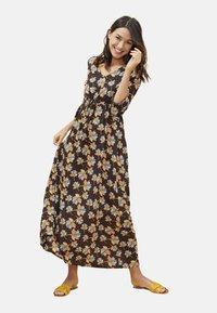 La Fiancée du Mékong - LOZI - Maxi dress - brown - 1
