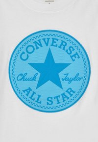 Converse - CHUCK PATCH GRAPHIC - T-shirt con stampa - white - 2
