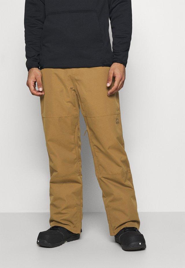 TUCK KNEE  - Pantaloni da neve - ermine