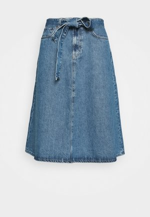ANNABELLE - Denim skirt - denim