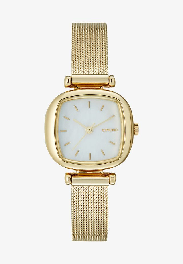 MONEYPENNY ROYALE - Orologio - gold-coloured/white