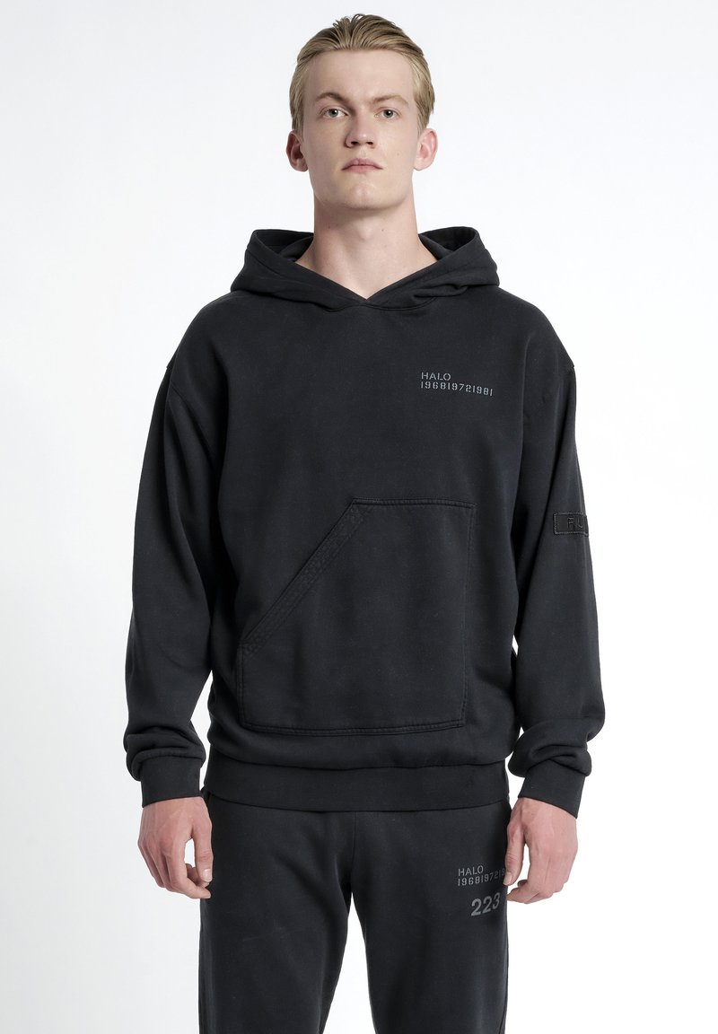 HALO - Hættetrøjer - black