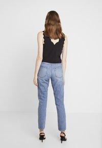 Weekday - SEATTLE  - Straight leg jeans - san fran blue - 2