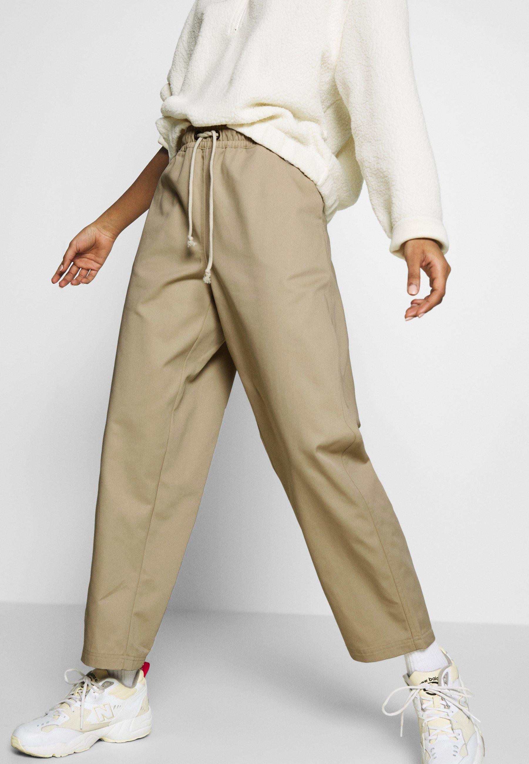 beige Patterned trousers  Etro  Baggy bukser - Dameklær er billig