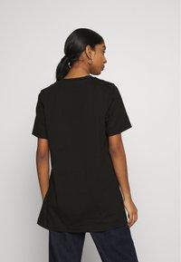 Gina Tricot - MANDY LONG TEE - Basic T-shirt - black - 2