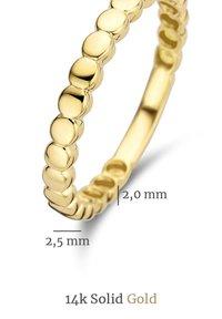 Isabel Bernard - 14 CARAT GOLD - Ring - gold - 4
