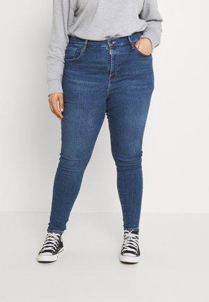 MILE HIGH - Jeansy Skinny Fit - blue denim