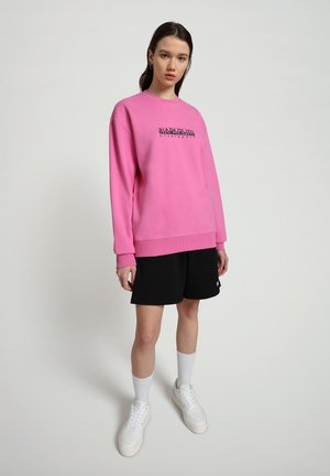 B-BOX - Sweatshirt - pink super