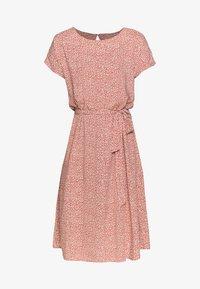 JDY - JDYSTARR - Day dress - etruscan red - 3