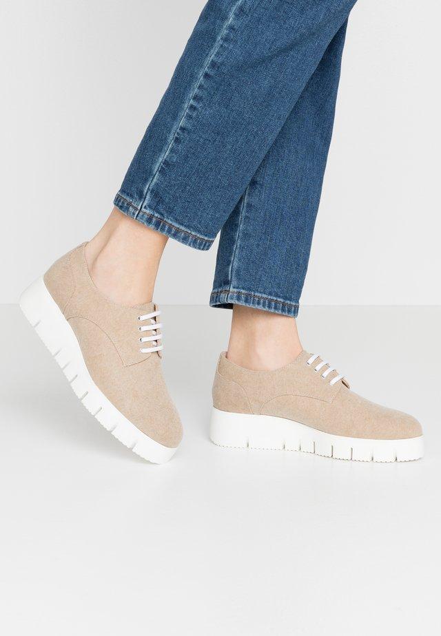 FERASIN - Zapatos de vestir - natural