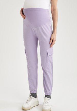 Spodnie treningowe - lilac