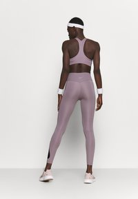 Nike Performance - RUN - Leggings - purple smoke/silver - 2
