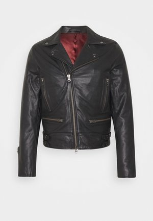 CHYLO - Leather jacket - black
