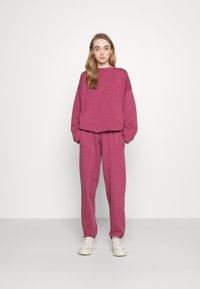 BDG Urban Outfitters - CREWNEWCK  - Sweatshirt - raspberry - 1