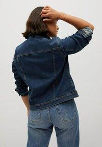 Violeta by Mango - SARAH - Denim jacket - dunkelblau - 2