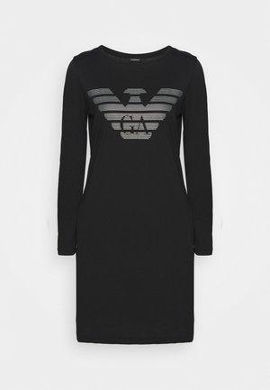 NIGHT DRESS - Noční košile - nero