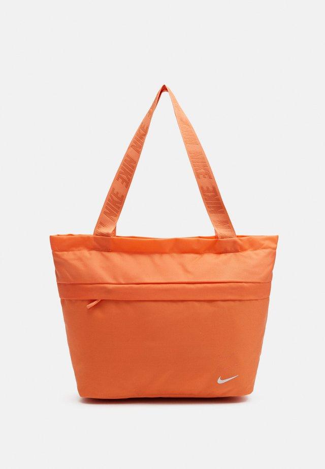 ADVANCED - Handbag - orange frost/white