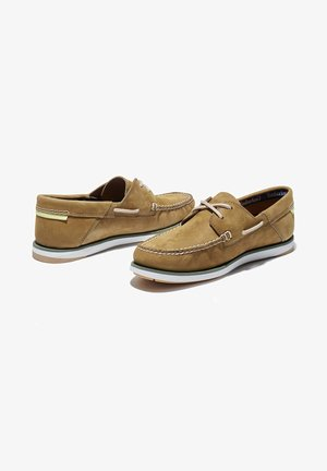 Boat shoes - nutria