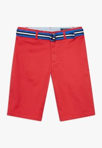 Polo Ralph Lauren - POLO BOTTOMS  - Shorts - evening post red - 0