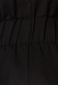 Bershka - PAPERBAG - Trousers - black - 5
