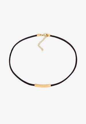 Halsband - gold