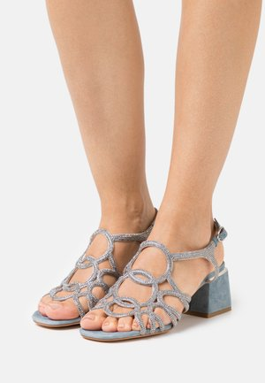Sandalen - jeans