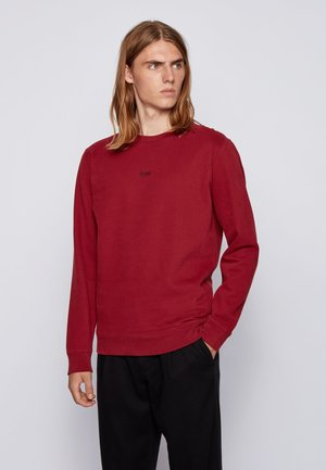 WEEVO - Sweatshirt - dark red