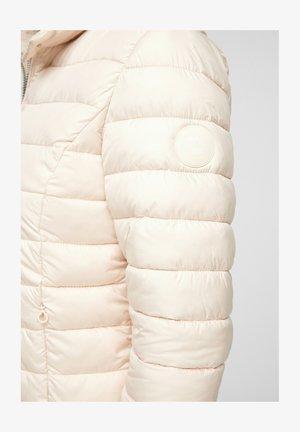 Winter jacket - light sand
