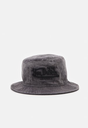 FISHINGHAT UNISEX - Hat - washed black
