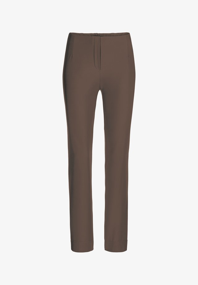 INA-744 63713 HOSE THERMOJERSEY - Trousers - braun