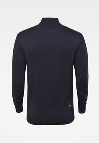 G-Star - CLASSIC SPORT ZIP KNITTED - Cardigan - sartho blue - 1