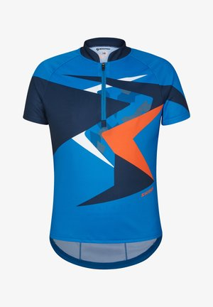 NANKEI JUNIOR - Print T-shirt - persian blue