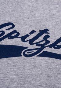 Spitzbub - JULIUS - Print T-shirt - grey - 4