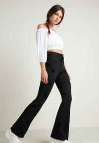 Tezenis - Bootcut jeans - nero - 1