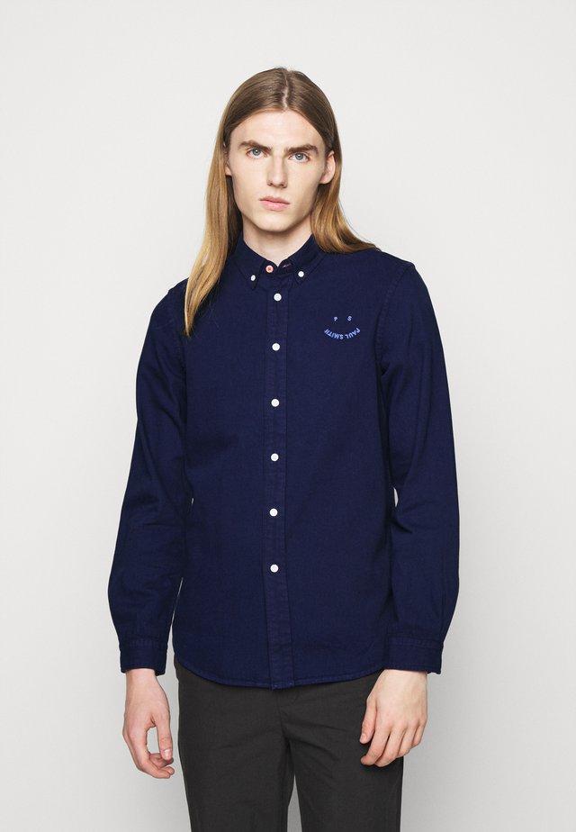 MENS TAILORED FIT - Shirt - dark blue