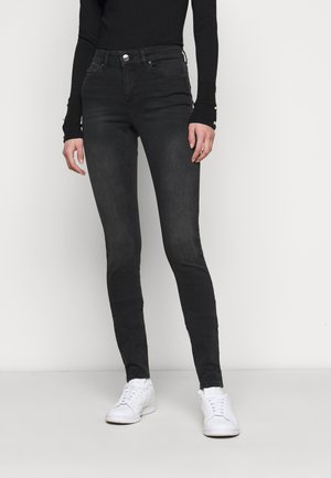 ONLBLUSH LIFE  - Jeans Skinny Fit - black denim