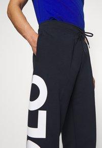 Polo Ralph Lauren - DOUBLE KNIT - Tracksuit bottoms - aviator navy mult - 3