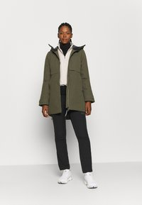 Didriksons - HELLE - Parka - fog green - 1