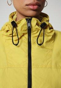 Napapijri - A-CIRCULAR - Light jacket - yellow moss - 4