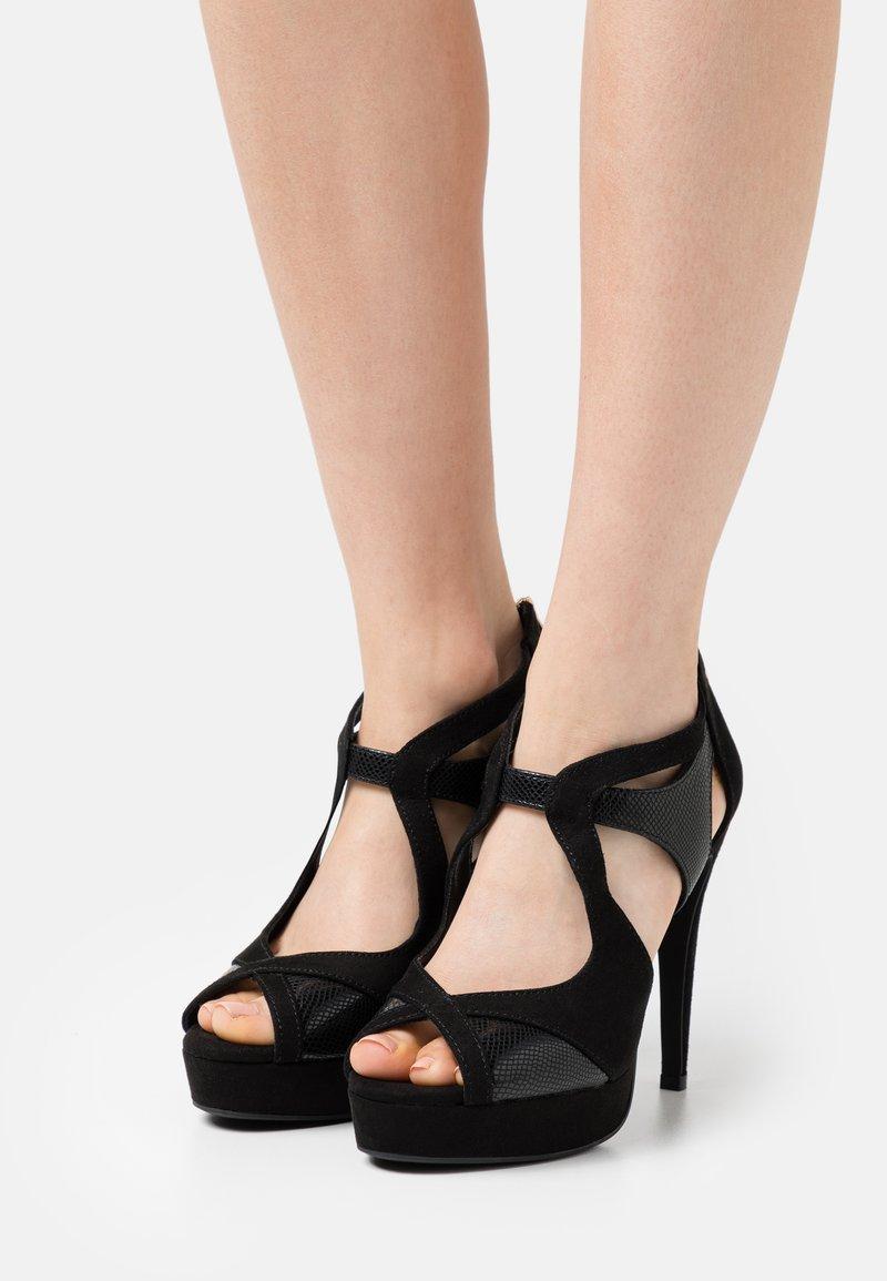 Anna Field - Platform sandals - black