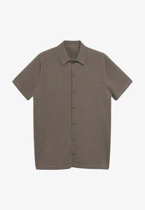 TECHNO - Shirt - khaki