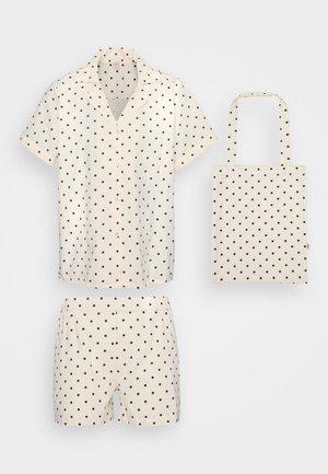 DOT KALLIE NIGHTWEAR - Pyjama - whitecap gray