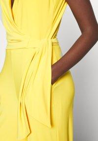 Lauren Ralph Lauren - CLASSIC - Jumpsuit - true marigold - 5